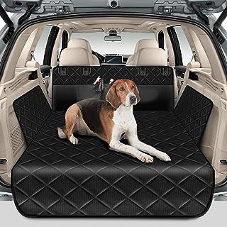 amzdeal Funda para Maletero - Cubierta Universal de Coche para Perros, Impermeable y Resistente, Protector para Maletero Plegable, Anti-Deslizante y Fácil de Limpiar, para Camión SUV