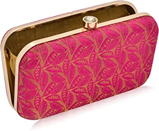INAAYA Wedding Clutch Evening Bag ladies purse sling handbags for women