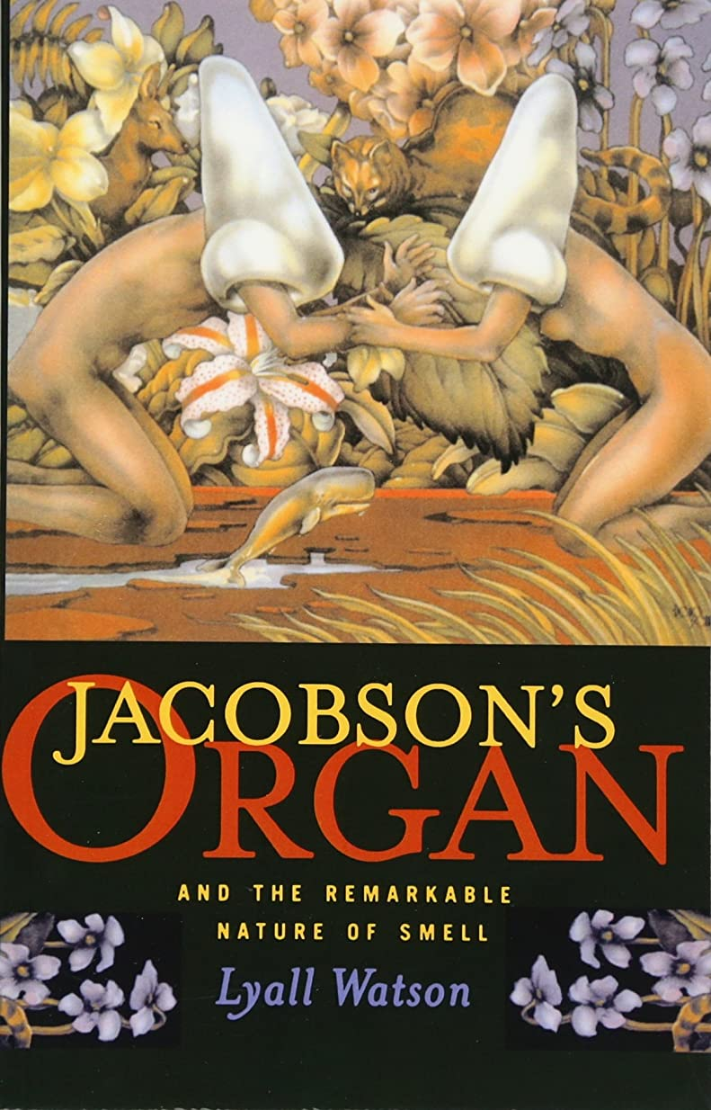 起訴する期限切れ理容室Jacobson's Organ: And the Remarkable Nature of Smell