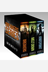 The Breakers Series: Books 1-3 Kindle Edition