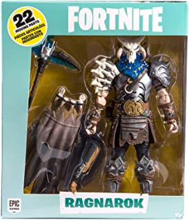 Figures Fortnite McFarlane Toys Ragnarok 7 inch Premium Action