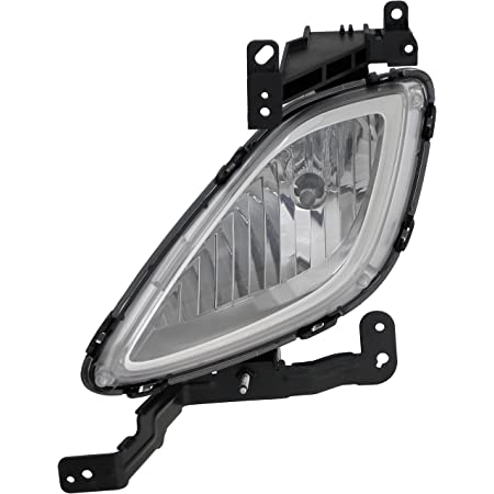 OE Replacement Fog Light Assembly HYUNDAI ELANTRA COUPE