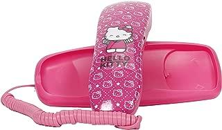 Hello Kitty Slim Line Phone - Pink (14062)