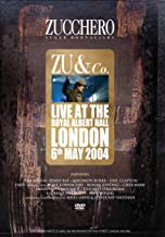 Zucchero: Zu and Co - Live At the Royal Albert Hall