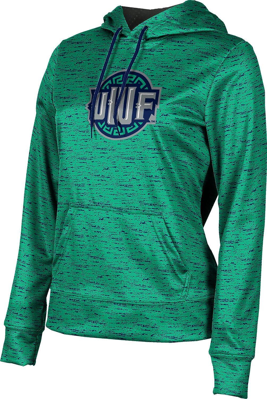 University of West Florida Girls' Pullover Hoodie, School Spirit Sweatshirt (Brushed)
