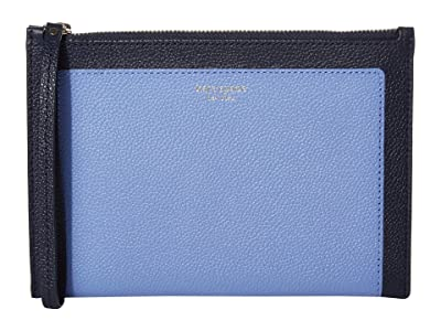 Kate Spade New York Margaux Small Wristlet (Forget-Me-Not Multi) Clutch Handbags