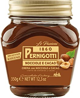 Pernigotti - Crema de Cacao y Avellanas, 350 g