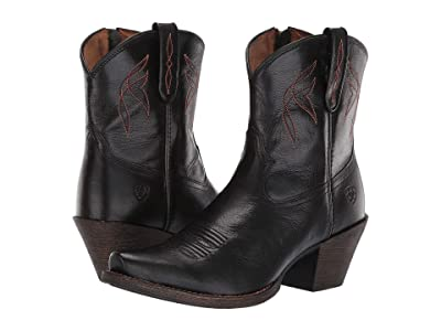 Ariat Lovely (Jackal Black) Cowboy Boots