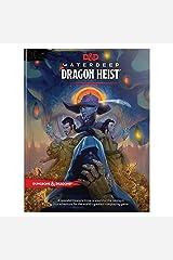 Dungeons & Dragons Waterdeep Dragon Heist HC (D&D Adventure) Hardcover