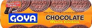 Goya Foods Maria Cookies Chocolate, 7 Ounce (Pack of 16)