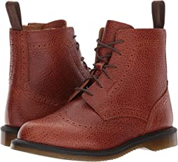 Dr. Martens - Delphine 6-Eye Brogue Boot