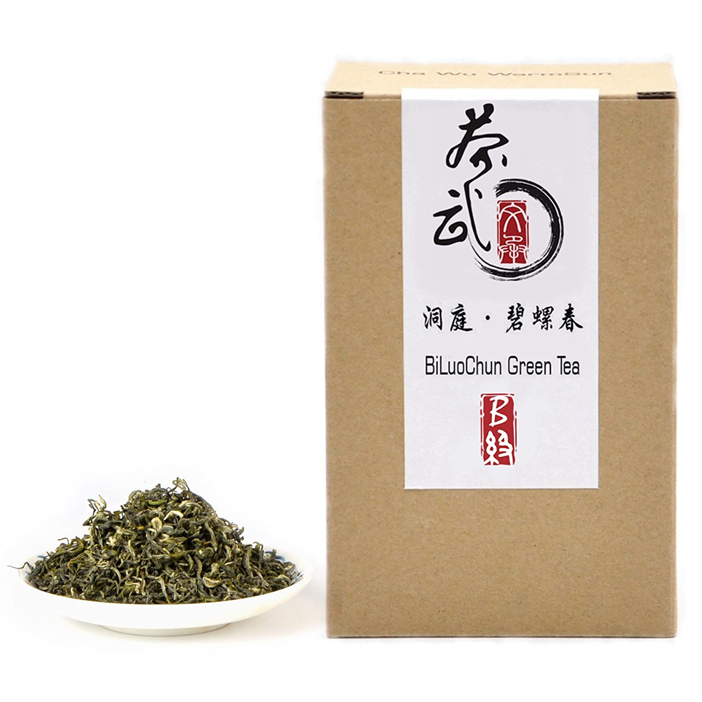 Cha Wu- B BiLuoChun Green Tea 250g DongTi It Sale price is very popular 8.8oz Leaf Loose