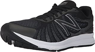 New Balance Men's Rush Black Sneakers