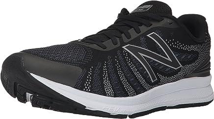 New Balance Men's Rush Black Sneakers