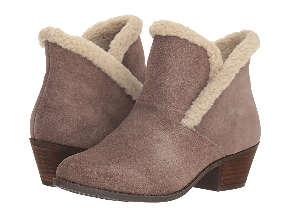 Me Too Zanna (Nutmeg Oiled Suede/Shearling) Women