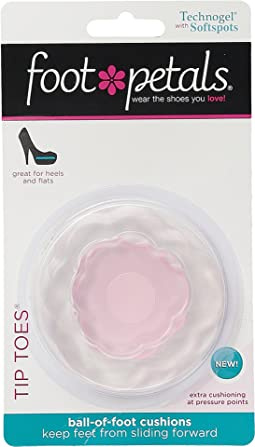 Technogel Tip Toes with Soft Spots