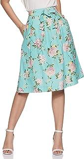 Amazon Brand - Eden & Ivy Women's Full Midi Skirt