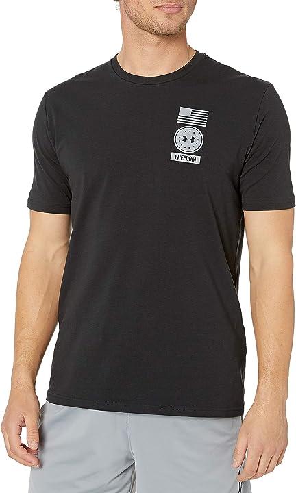 Maglietta under armour tac aces & eights - maglietta da uomo 1305282