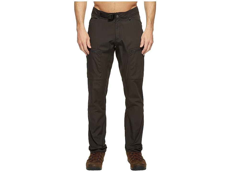Fjallraven Abisko Shade Trousers (Dark Grey) Men