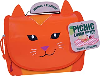[Neat-Oh]Neat-Oh NeatOh! The Picnic Lunch Box & Placemat Carmen Cat A1513XX [並行輸入品]