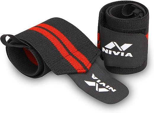 Nivia 11041 Cotton Thumb Wrist Support