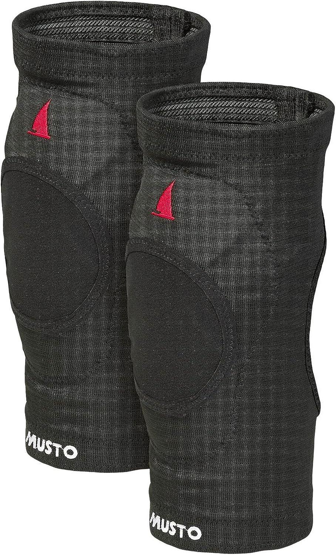 Musto D30 Impact Knieschoner Schwarz - D3O-Komponente im Knie für Aufprallschutz und Komfort