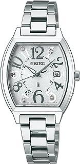 [セイコーウォッチ] 腕時計 ルキア ソーラー電波修正 サファイアガラス スーパークリア コーティング SSVW047 レディース シルバー