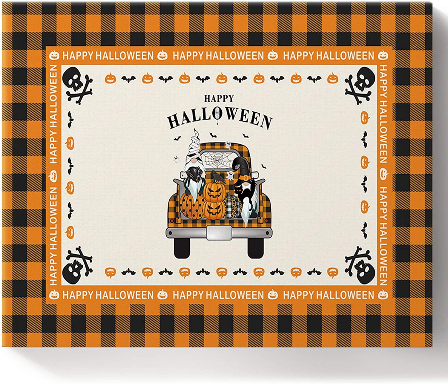 Paint Many popular brands by Numbers Kits Happy Halloween Farm D Long Beach Mall Truck Pumpkin Gnome