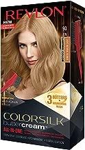 Revlon Colorsilk Buttercream Hair Dye, Light Natural Blonde, Pack of 1