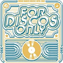 For Discos Only: Indie Dance Music From Fantasy & Vanguard Records