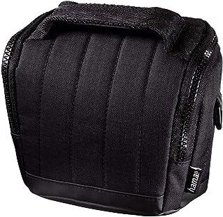 Hama Kameratasche für Systemkamera (Innenmaße 14,5 x 8 x 11,5 cm, Treviso 100) dark petrol