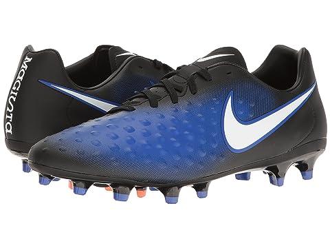 Nike Magista Onda II IC Mens Black/White/Paramount Blue/Blue Tint A907114FL Shoes