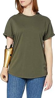 G-STAR RAW Lash Fem Loose Camiseta para Mujer