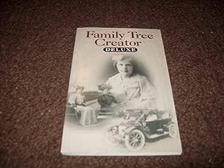 Family Tree Creator Deluxe Book