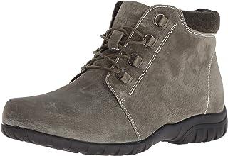 حذاء برقبة طويلة للكاحل من Propét للنساء, (اوليف سويد), 37 EU Narrow