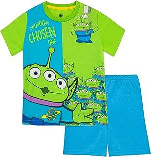 Amazon.com: Disney Boys Toy Story Pajamas Alien: Clothing