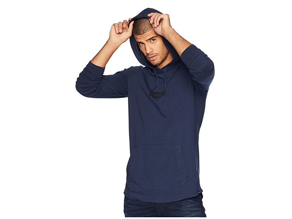 Hurley Premium One Only Box Pullover (Obsidian) Men