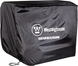Westinghouse WGen Generator Cover - Universal Fit - for Westinghouse Portable Generators Up to 7500 Rated Watts