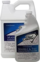 Marble & Tile Floor Cleaner. Great for Ceramic, Porcelain, Granite, Natural Stone, Vinyl and Brick. No-Rinse Concentrate. ...