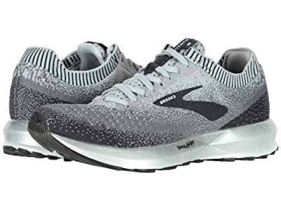 Brooks Levitate 2 (Grey/Ebony/White) Women