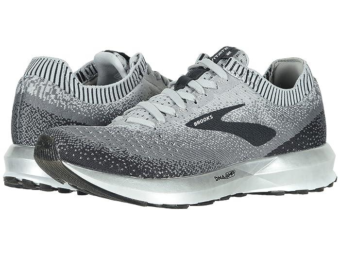 Brooks Levitate 2 (Grey/Ebony/White) Women's Running Shoes