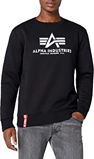 ALPHA INDUSTRIES Men's Basic Sweater Sweatshirt