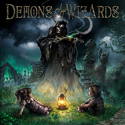 Demons & Wizards (Remasters 2019) by Demons & Wizards on