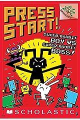 Super Rabbit Boy vs. Super Rabbit Boss!: A Branches Book (Press Start! #4) Kindle Edition