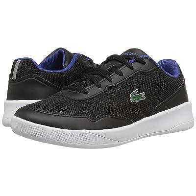 Lacoste Kids LT Spirit 117 1 SP17 (Little Kid/Big Kid) (Black/Black) Kids Shoes