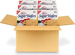 Biscos Creme Filled Sugar Wafers, 6 - 8.5 oz Boxes