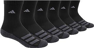 Youth Kids-Boy's/Girl's Cushioned Crew Socks (6-Pair)