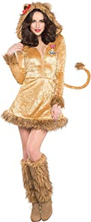 Best cowardly lion costume womens Reviews