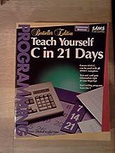 Teach Yourself C in 21 Days