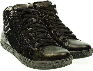 marcas de moda Negro Jardines Las Zapatillas de Deporte Mujer Alta A513431D     100  entrega rápida
